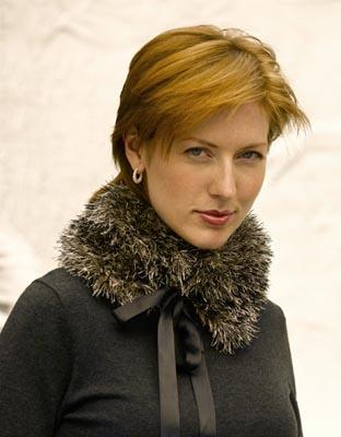 Stand-up Fur Collar