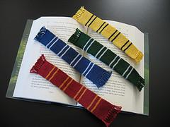 Harry Potter Bookscarf Pattern