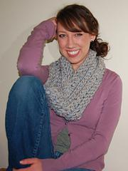 Chunky Crochet Cowl Pattern - Short Version