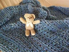 Angel Baby Blanket