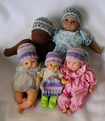 Teeny, Tiny, Preemie Hats