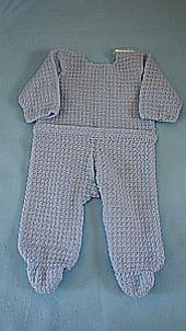 Child's Footed Pajamas