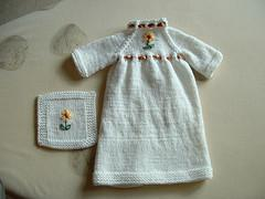 Gown for Baby Born Asleep