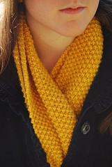Brighten Your Winter Scarf