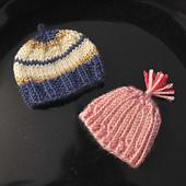 So Soft Preemie Beanies