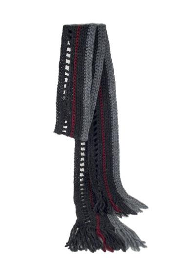 Sophisticated, No-Stress Unisex Scarf