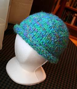 Knit Chemo Cap