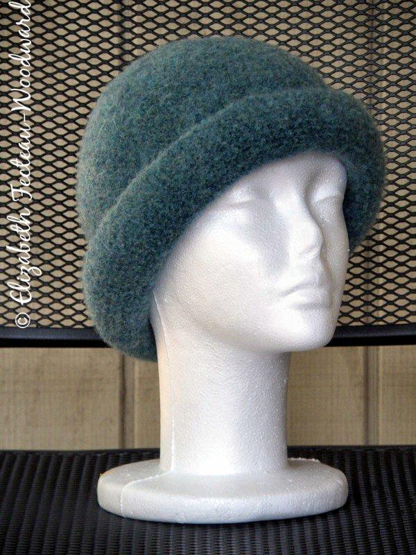 About Town Classic Fulled/Felted Hat