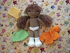 Amigurumi Basic Doll