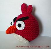Angry Bird The Red Bird