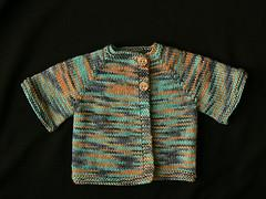 Paxton (Preemie and Newborn Jacket)