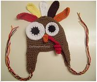 B's Oh You Turkey Hat