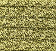 """Samurai"" crochet relieve stitch pattern"