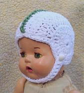 Football Helmet - newborn-3m