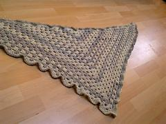 8 hour Shawl