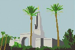 Redlands LDS Temple Graph