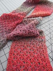 Best Friend Lace Scarf - Free Pattern