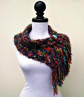 Angel Hair Scarflette