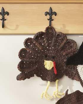 Turkey Dishcloth