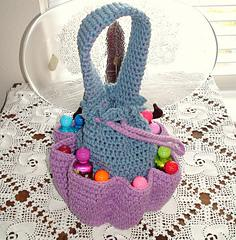 Crochet Bingo Bag
