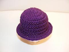 Basic Hat Pattern Version 26-A Baby Bucket Hat