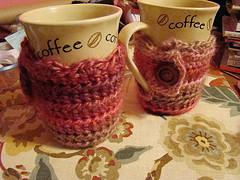 Beginner Coffee Cosies