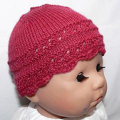 Cute preemie/baby hat