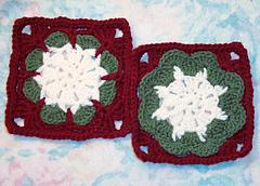 Fox's Holiday Duo Squares 6x6