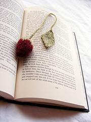 Strawberry Bookmark