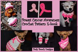 Breast Cancer Awareness Dog E Book