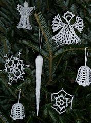 CROCHETED ICICLE