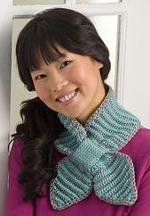 Bow Tie Neck Warmer