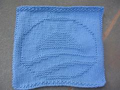 A Dishcloth You Can Believe In!